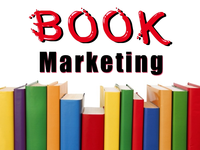 Image result for image of book marketing
