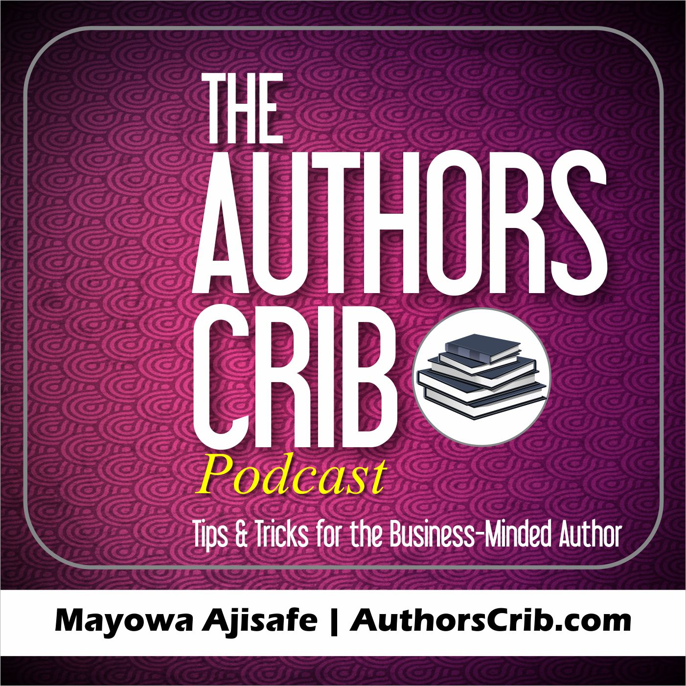 Authors Crib Podcast