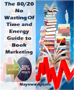 The 80 20 Guide To Book Marketing Cover