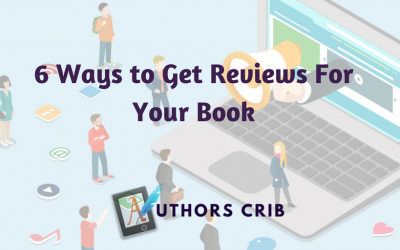 6 Ways to Get Reviews For Your Book