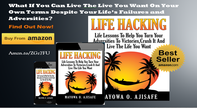 My Best Selling Book - Life Hacking. Really, that book is begging for my attention after years of it making it to the Amazon best selling list.