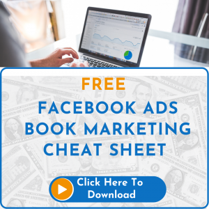 Facebook Ads Book Marketing Cheat Sheet Sidebar